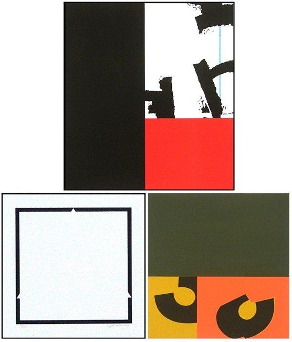 100: Jules Engel (1909-2003) American (three)
