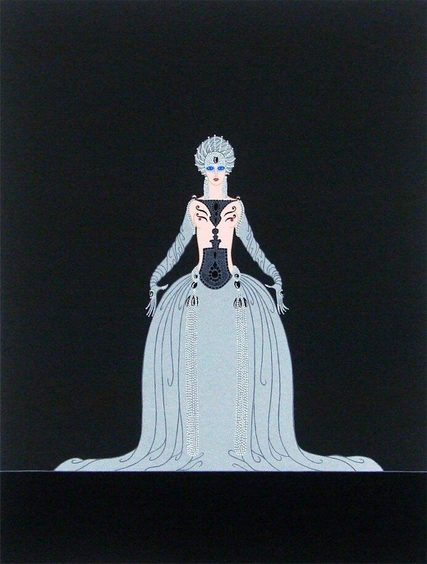101: Erte (1891-1990) French