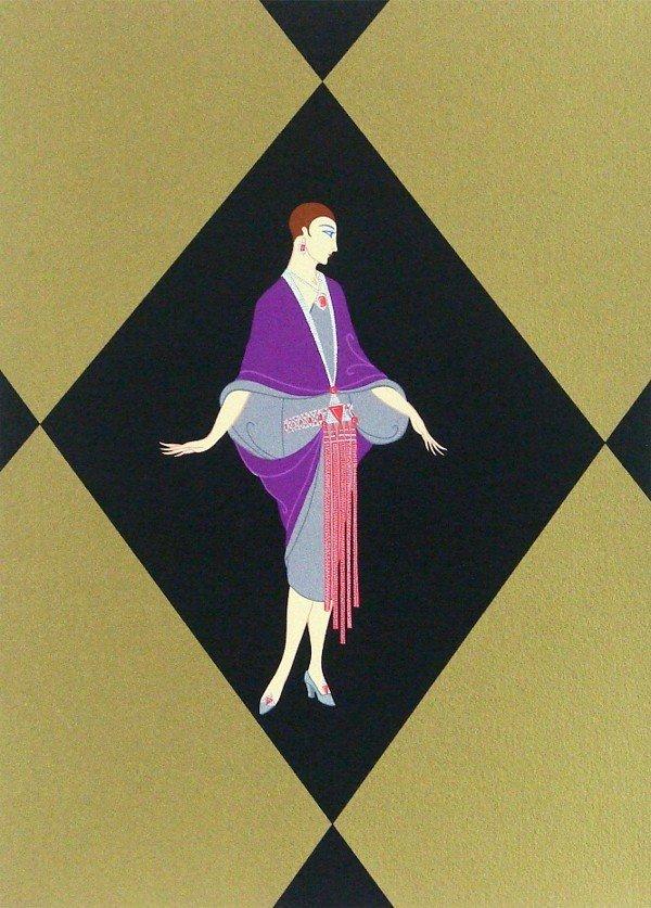 102: Erte (1891-1990) French