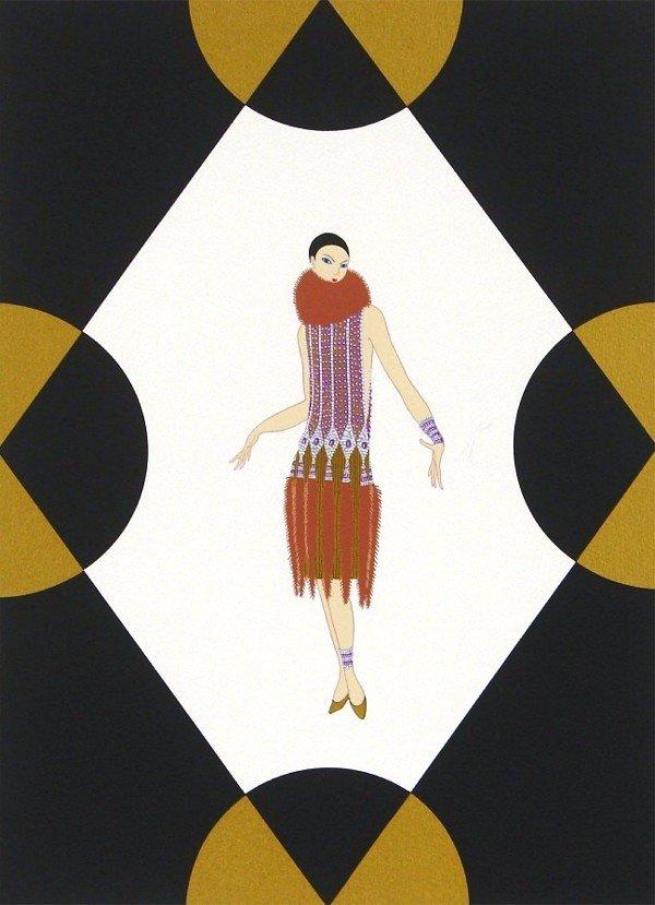 104: Erte (1891-1990) French