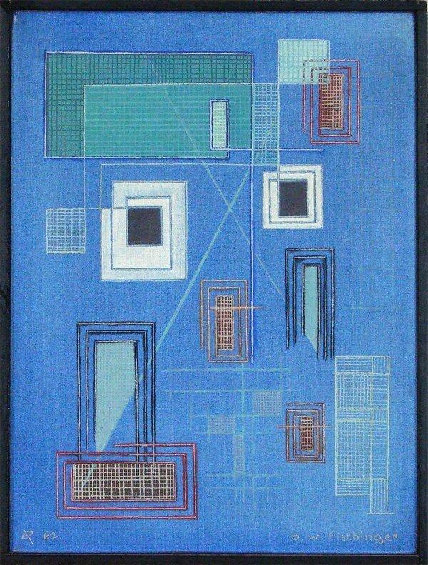 114: Oskar Fischinger (1900-1967) German/ American