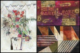 1: Abstract Collection I (thirteen)