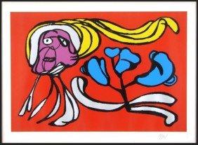 19: Karel Appel (1921-2006) Dutch