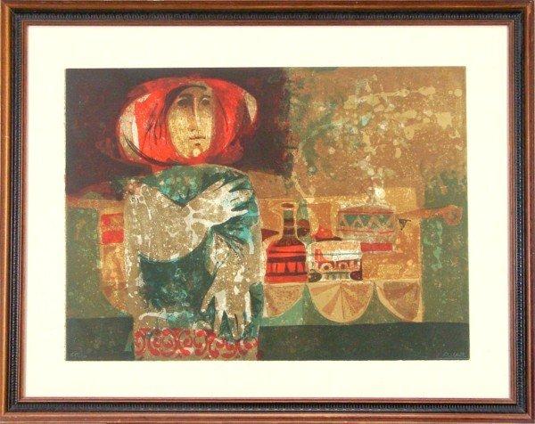 9: Sunol Alvar (b. 1935) Spanish