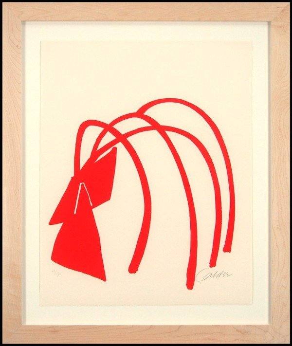 49: Alexander Calder (1898-1976) American