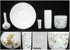 75: Decorative Arts: Bjorn Wiinblad for Rosenthal (five