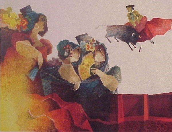 4: Sunol Alvar (b. 1935) Spanish