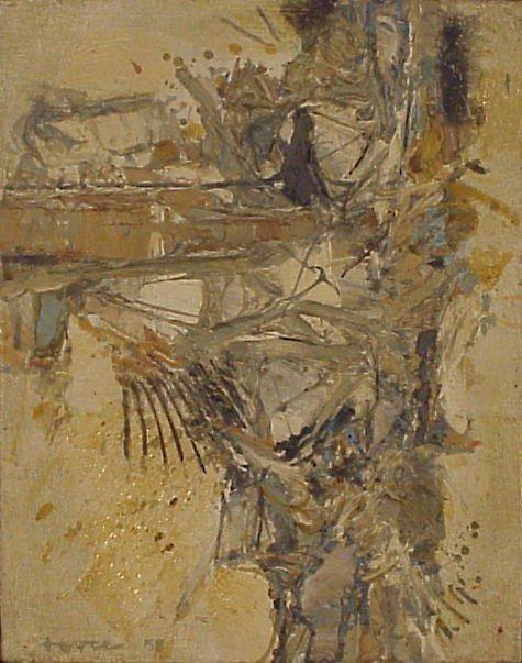 262: John Levee (b. 1924) American