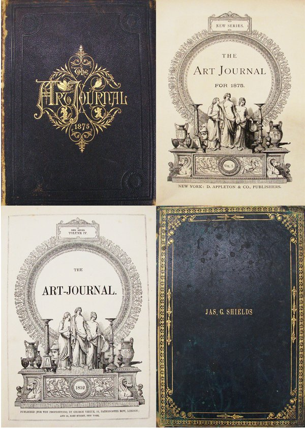 26: Books: Art Journals (two)