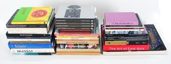 27: Books: Asian Art & Various (forty)