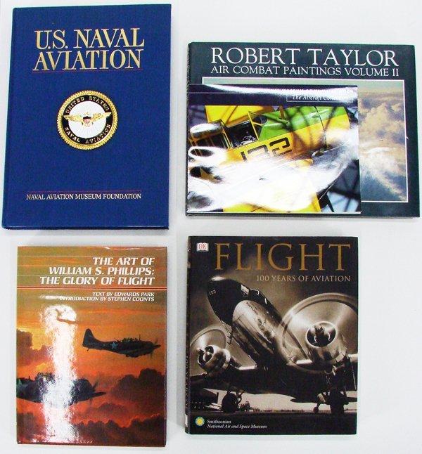 30: Aviation Books (five)