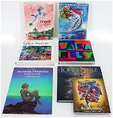 31 Art Books Chagall Catalogue Raisonnes 2 Neiman