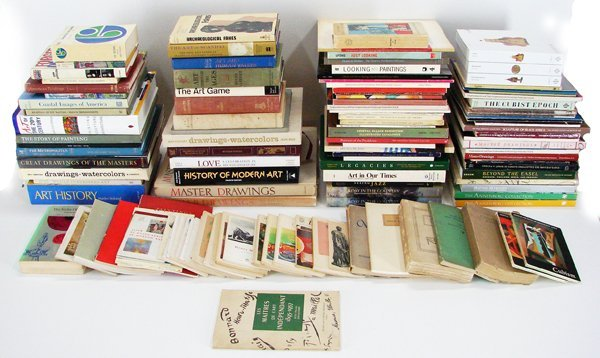 39: Books: Art Surveys and Collections (one-hundred & t