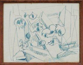 Hans Burkhardt (1904-1994) American