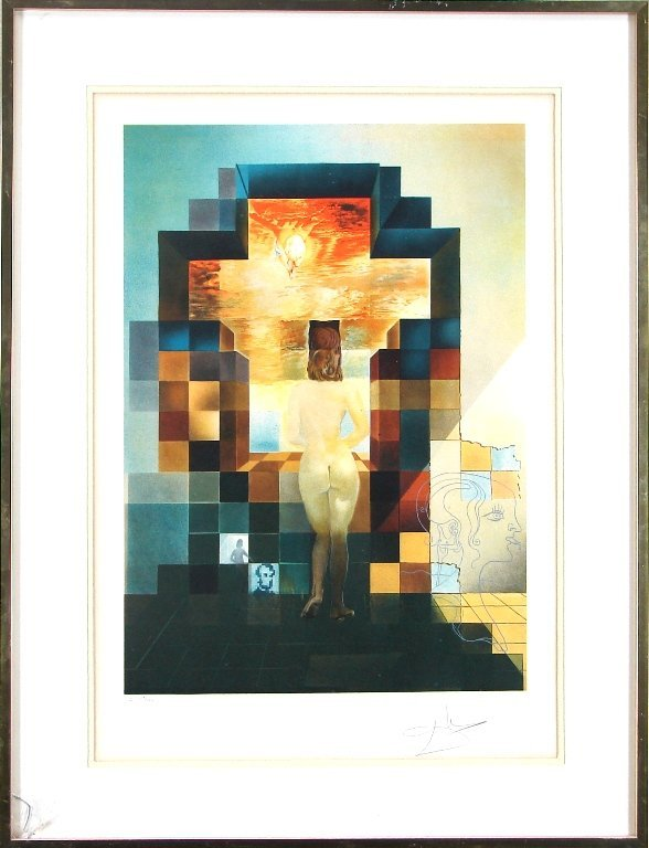 65: Salvador Dali (1904-1989) Spanish
