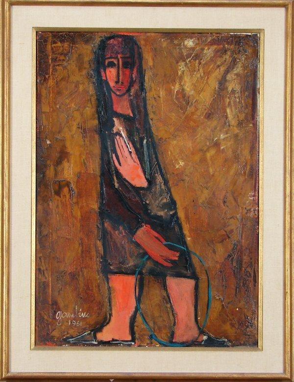 101: Giuseppe Gambino (1928-1997) Italian