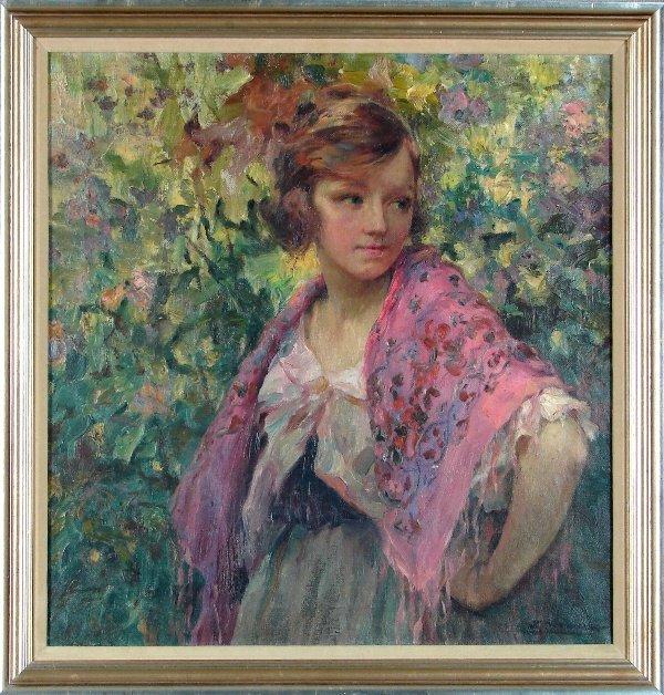 115: Luis Graner Y Arrufi (1867-1929) Spanish
