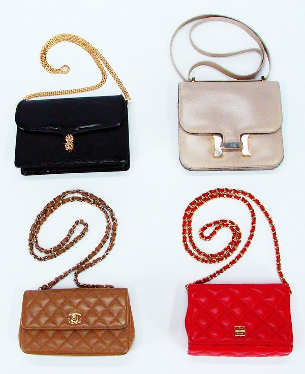82: Fashion: Vintage Chanel, Gucchi, Givenchy & in the