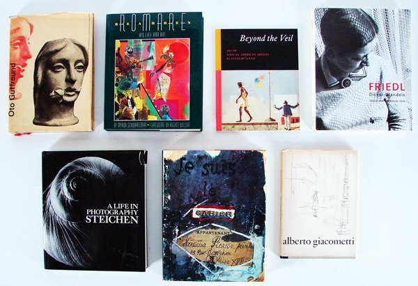 23: Art Book Collection (seven)