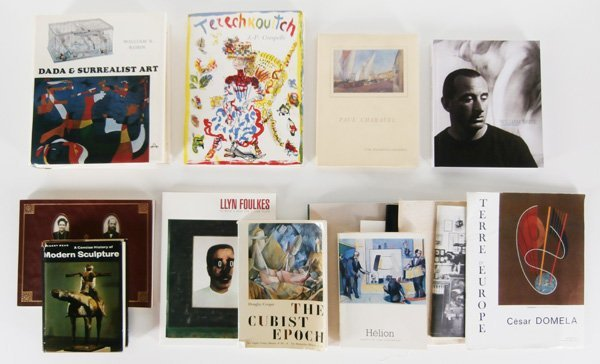 24: Art Book Collection (twenty-one)