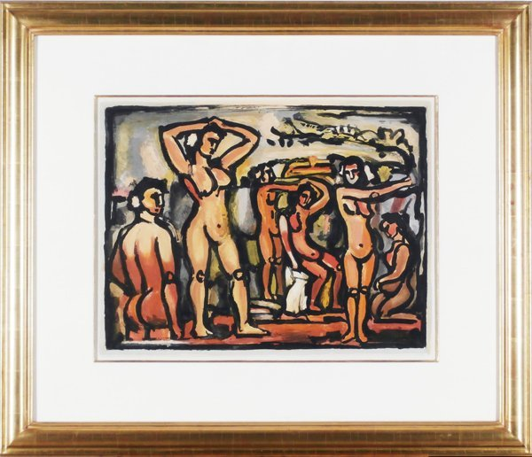 207: George Rouault (1871-1958) French