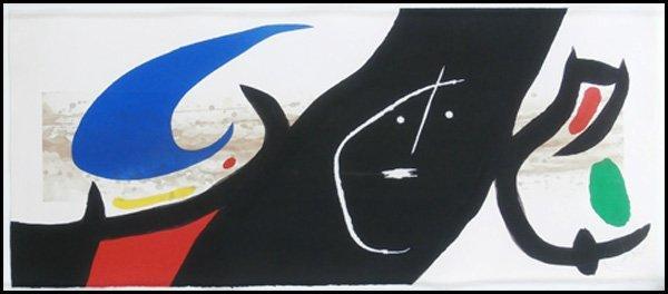 138: Joan Miro (1893-1983) Spanish