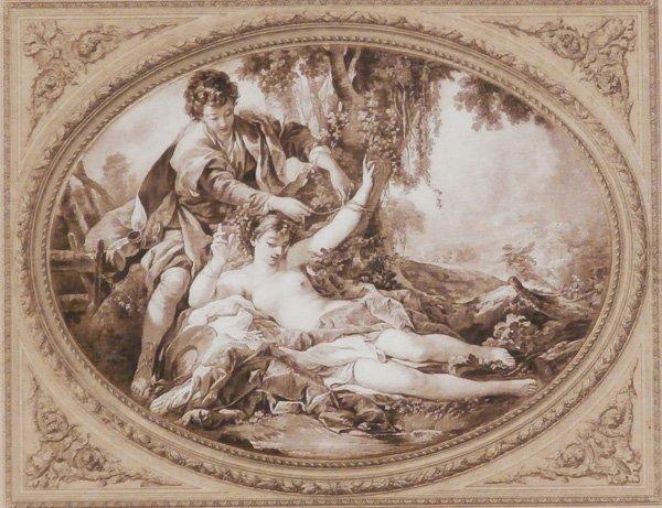 1: 18th/ 19th Century Engraving