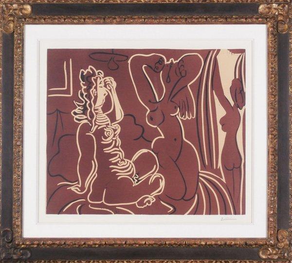 203: Pablo Picasso (1881-1973) Spanish