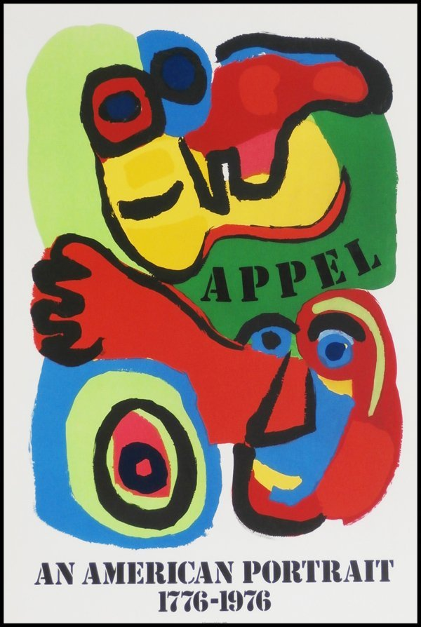 Karel Appel (1921-2006) Dutch (thirty-two)