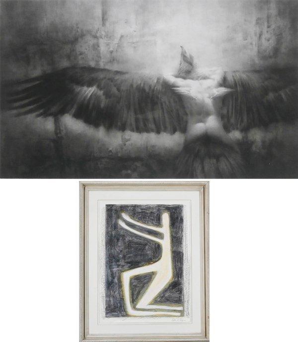 Artist Unidentified & Deborah Cooper (20th/ 21st Centur