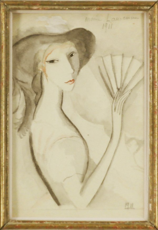 Marie Laurencin (1885-1956) French