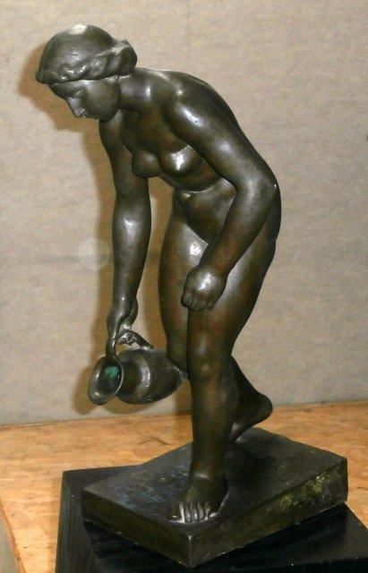 Bretislav Benda (1897-1983) Czech