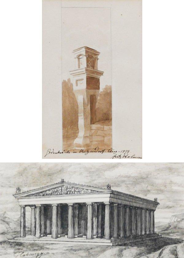 Antique Artworks (two)