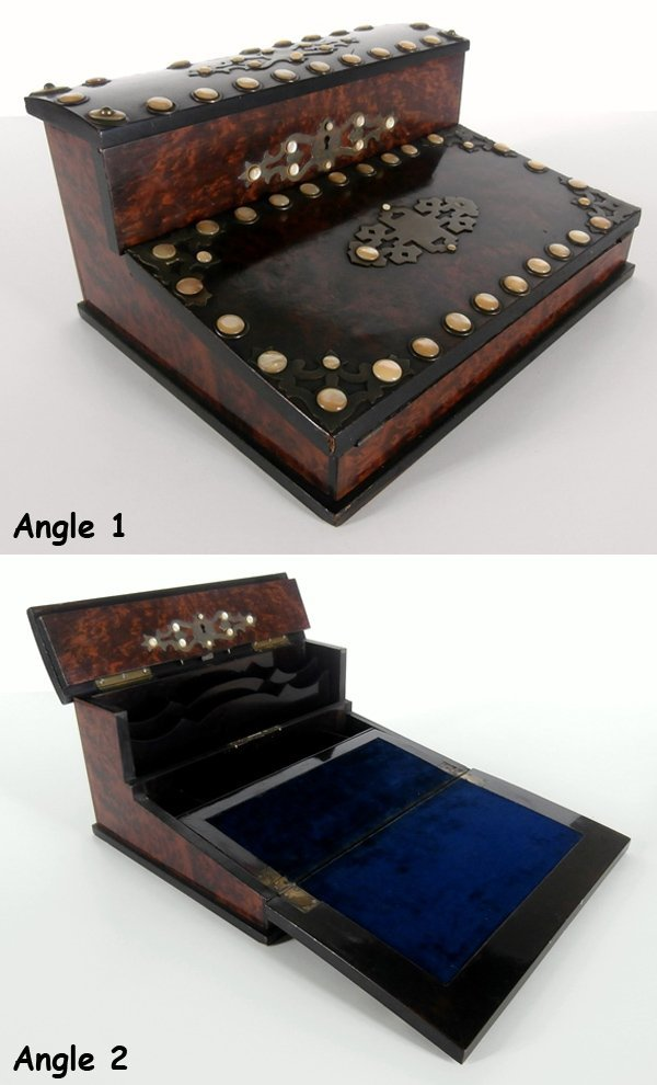 Antique Portable Secretary