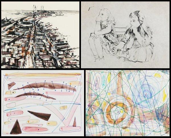 Artists Unidentified (nine)