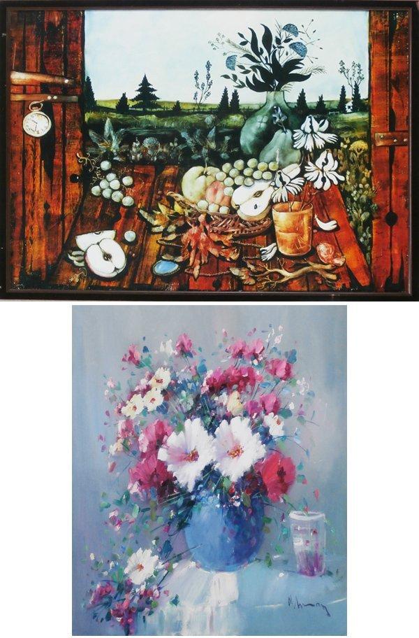 Artists Unidentified (three)