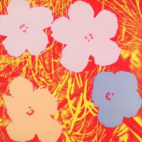 after Andy Warhol (1928-1987) American