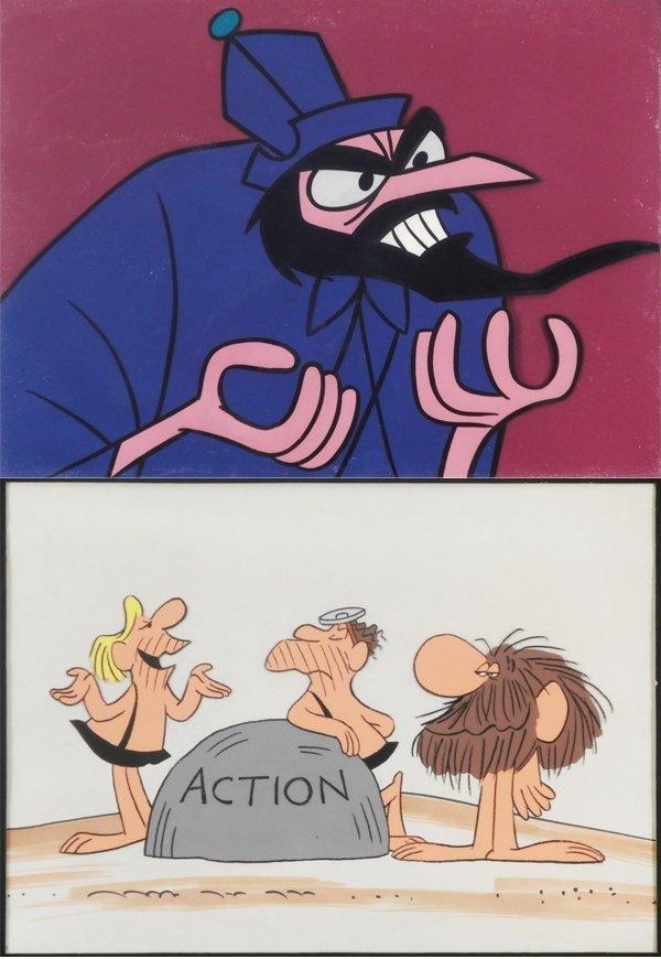 Animation Art: Levitow/ Hanson Films, Inc. (two)