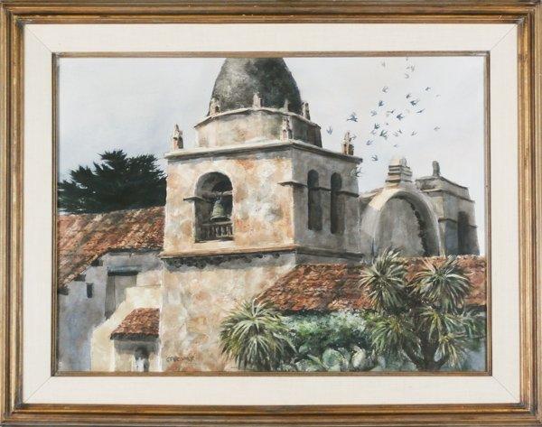 Gerrold Brommer (b. 1927) Californian