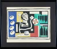 Fernand Leger (1881-1955) French