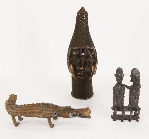 African Art: Binni; Dogon, Mali