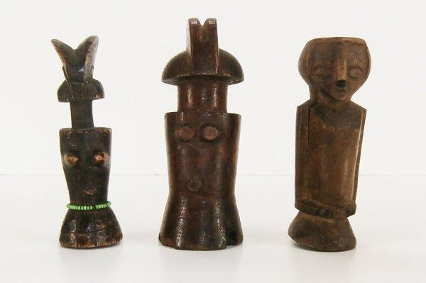 African Art: Makonde, Tanzania (three)