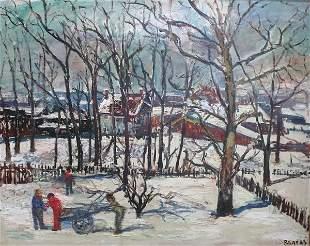 Arbit Blatas (1908-1999) American