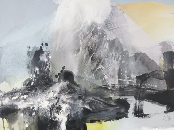 Chung Ray Fong (b. 1934) Chinese
