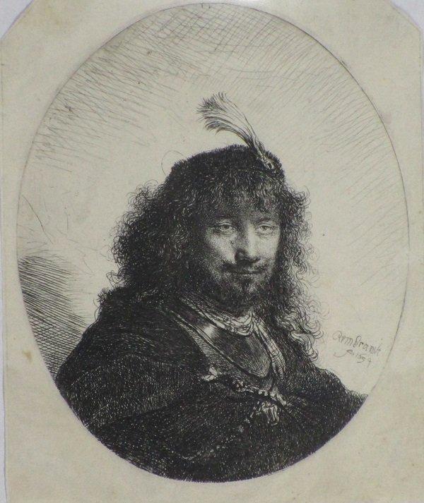 Rembrandt Harmensz Van Rijn (1606-1669) Dutch