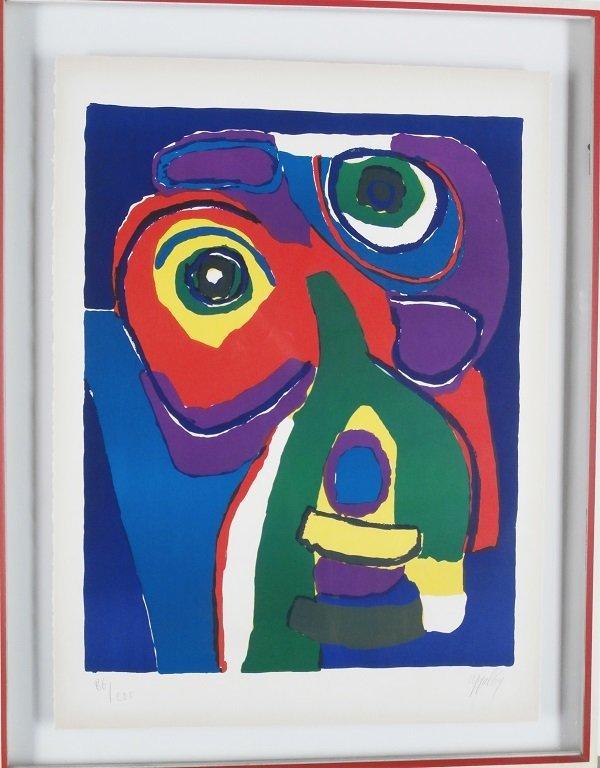 Karel Appel 1921-2006) Dutch