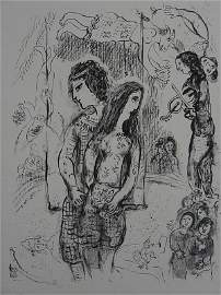 Marc Chagall (1887-1985) Russian/ French