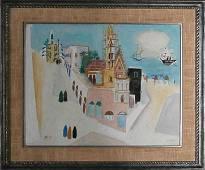 Nachum Gutman (1898-1980) Russian/ Israeli