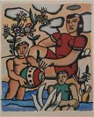 after Fernand Leger (1881-1955) French