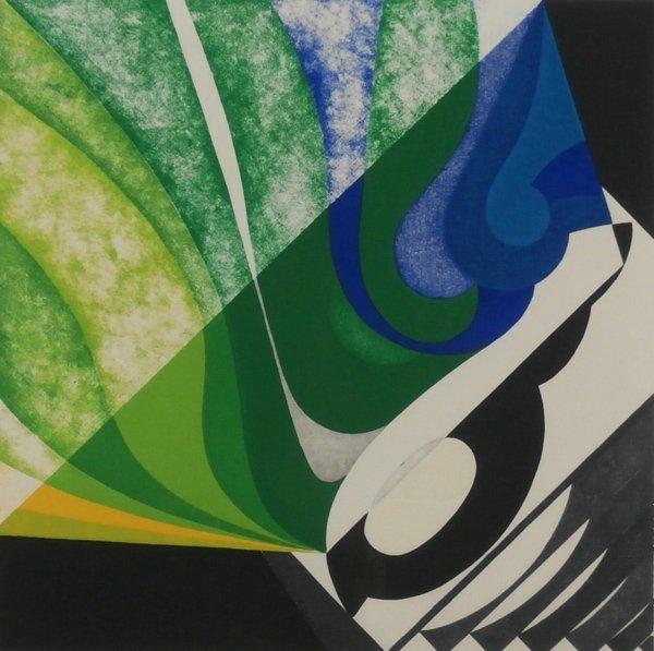 Kazumi Amano (1927-2001) Japanese